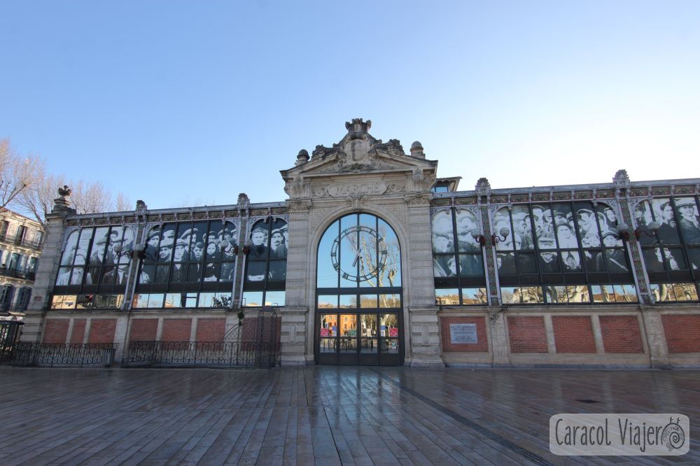 Les Halles en Narbona
