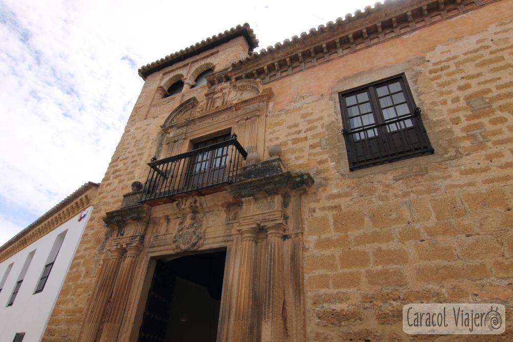 Palacio Mondragón Ronda