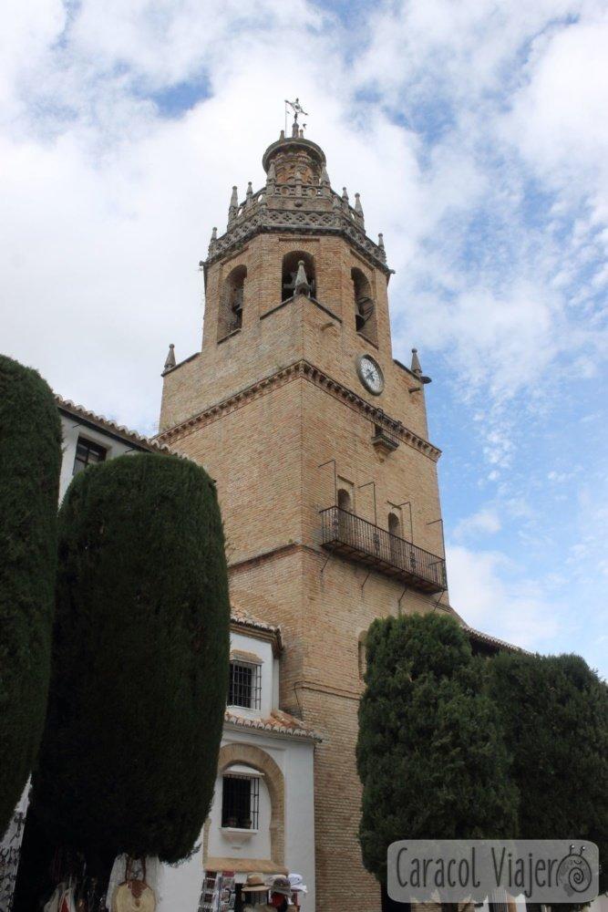 Ronda, parroquia