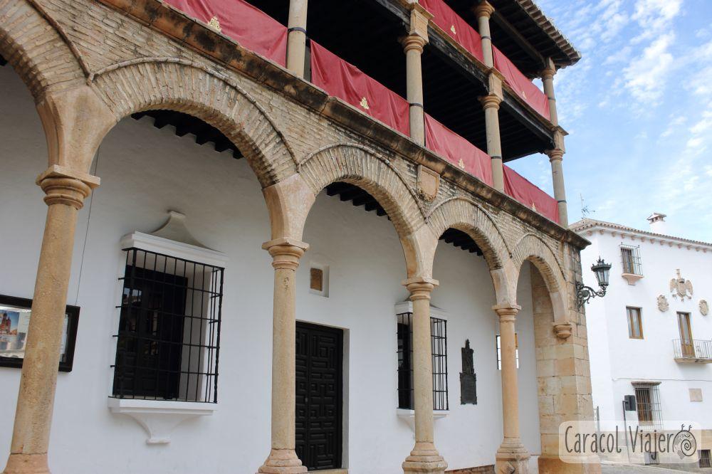 Ronda convento plaza ayuntamiento