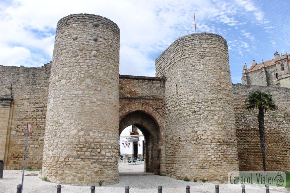 Ronda y la Puerta de Almocábar