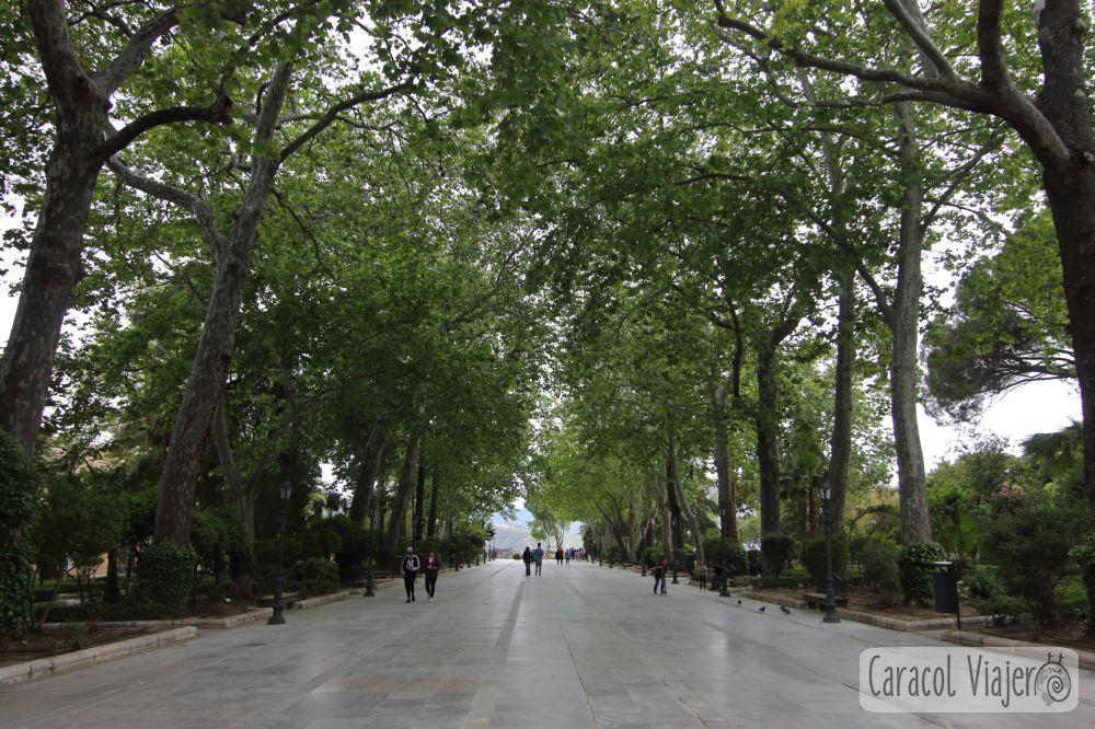 Ronda, parque alameda