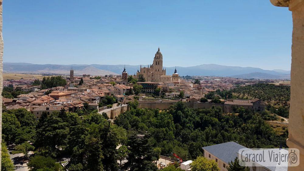 Rutas en Segovia