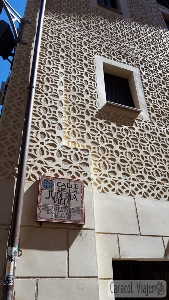 Calle de la judería en Segovia