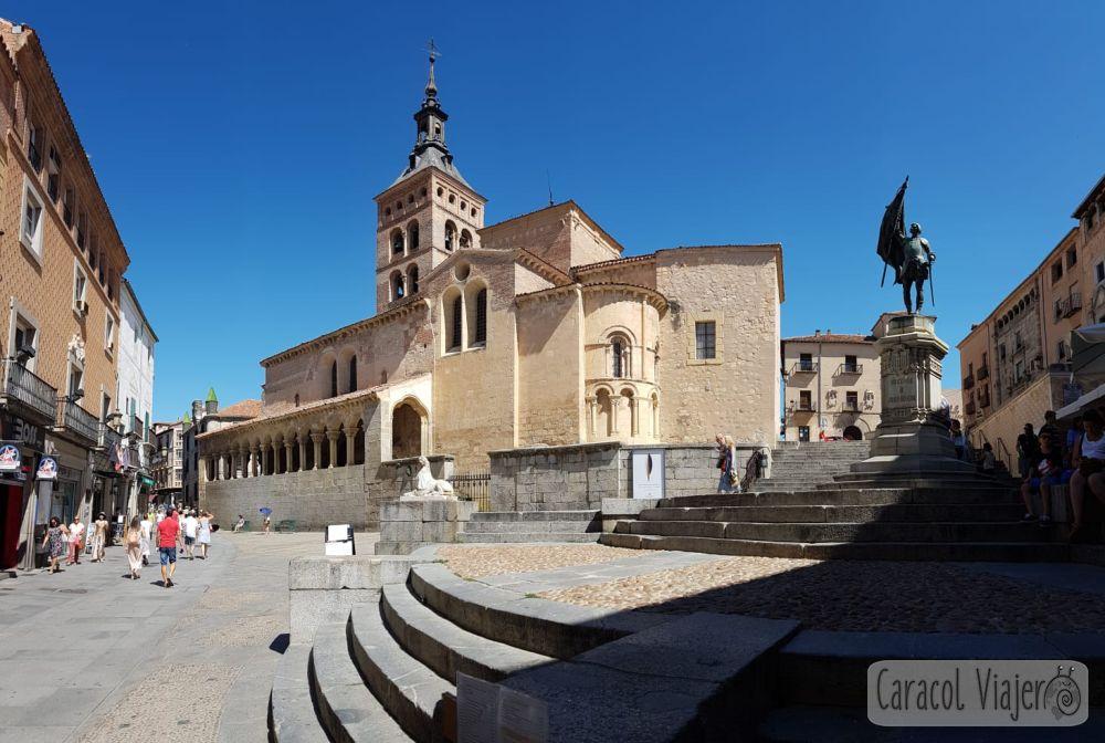 Iglesia románica de Segovia