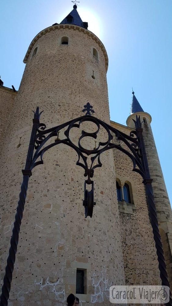 Qué visitar en Segovia - Palacio de Disney Segovia