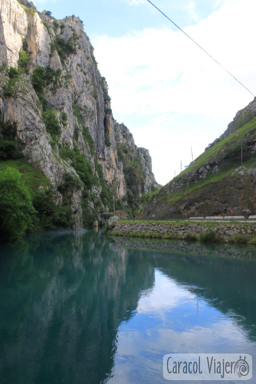 Asturias, Poncebos