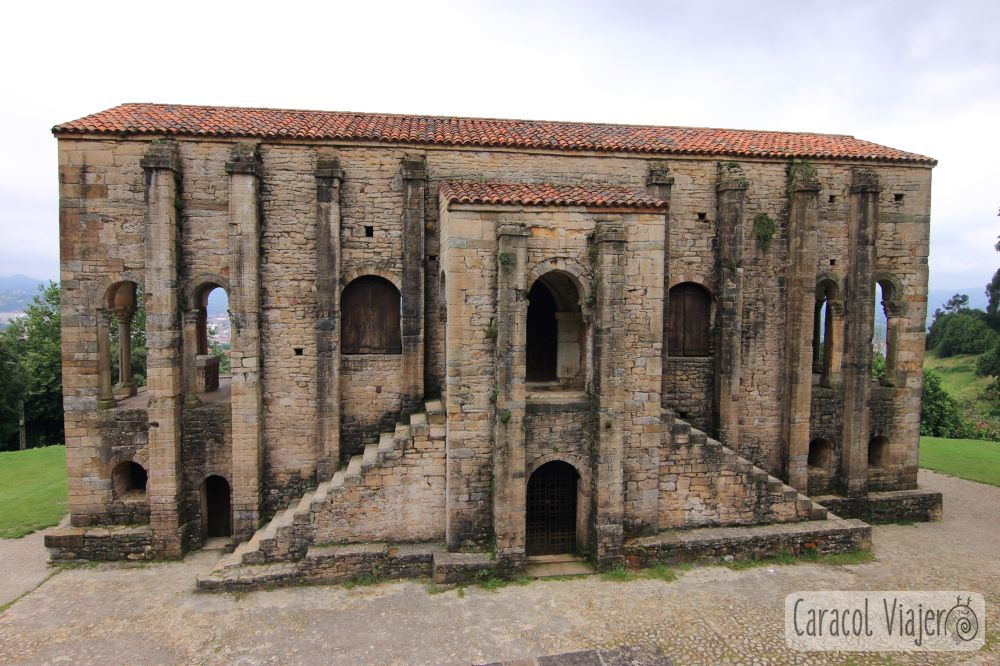 Prerrománico en Oviedo