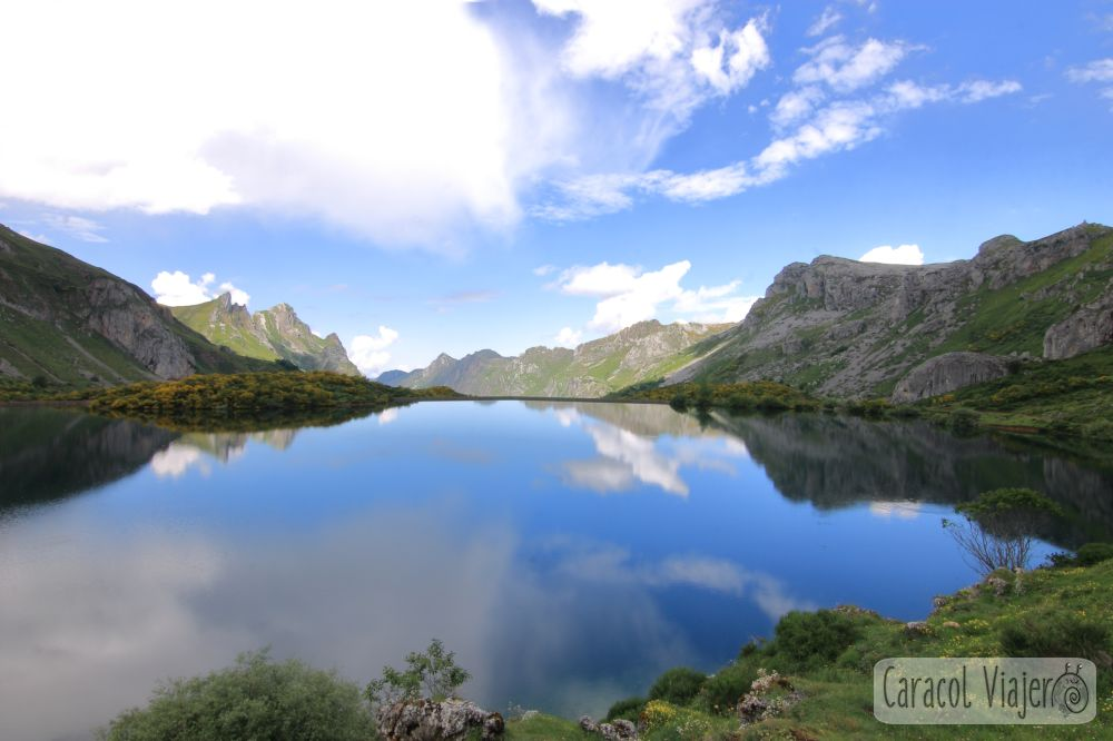 Ruta por el norte de España: Asturias - Somiedo, Lago del Valle