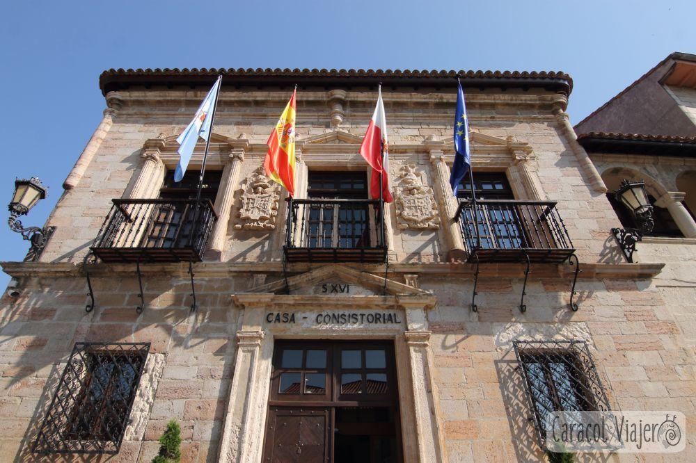 San Vicente de la Barquera ayuntamiento
