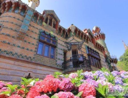Pueblos bonitos de Cantabria: San Vicente de la Barquera y Comillas