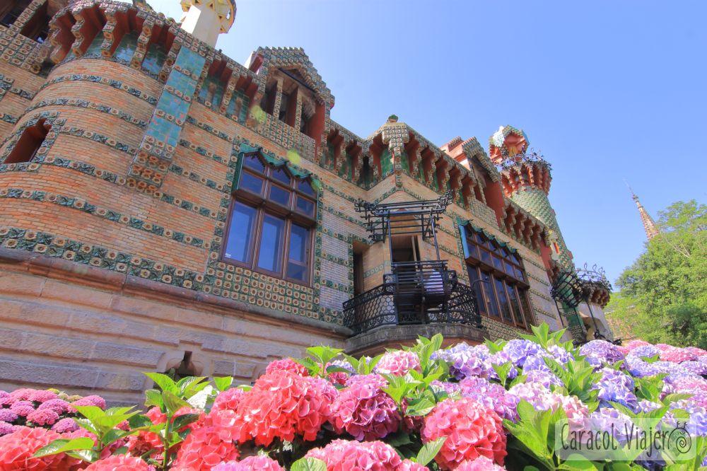 Ruta por el norte de España: Comillas y el Capricho