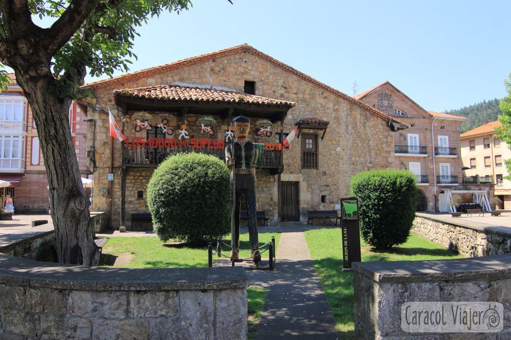 Pueblos bonitos de Cantabria - Cabezón de la Sal