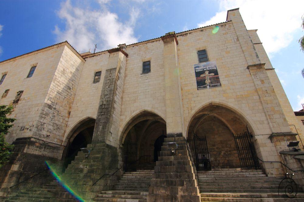 Que ver en Santander: Catedral y parroquia Santísimo Cristo Santander