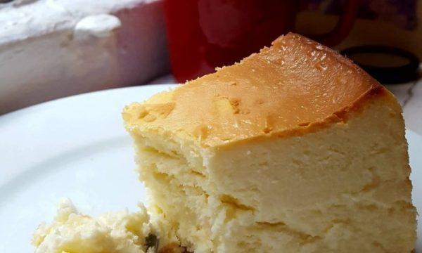 Tarta de queso | Cheesecake de Nueva York