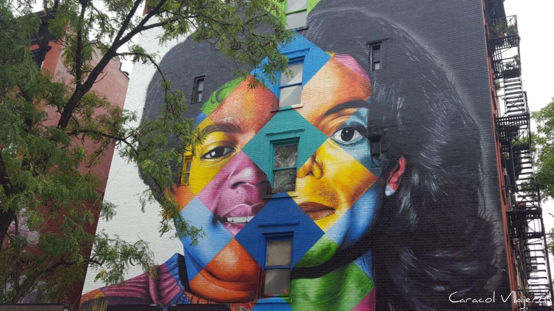 Barrio alternativo de Nueva York