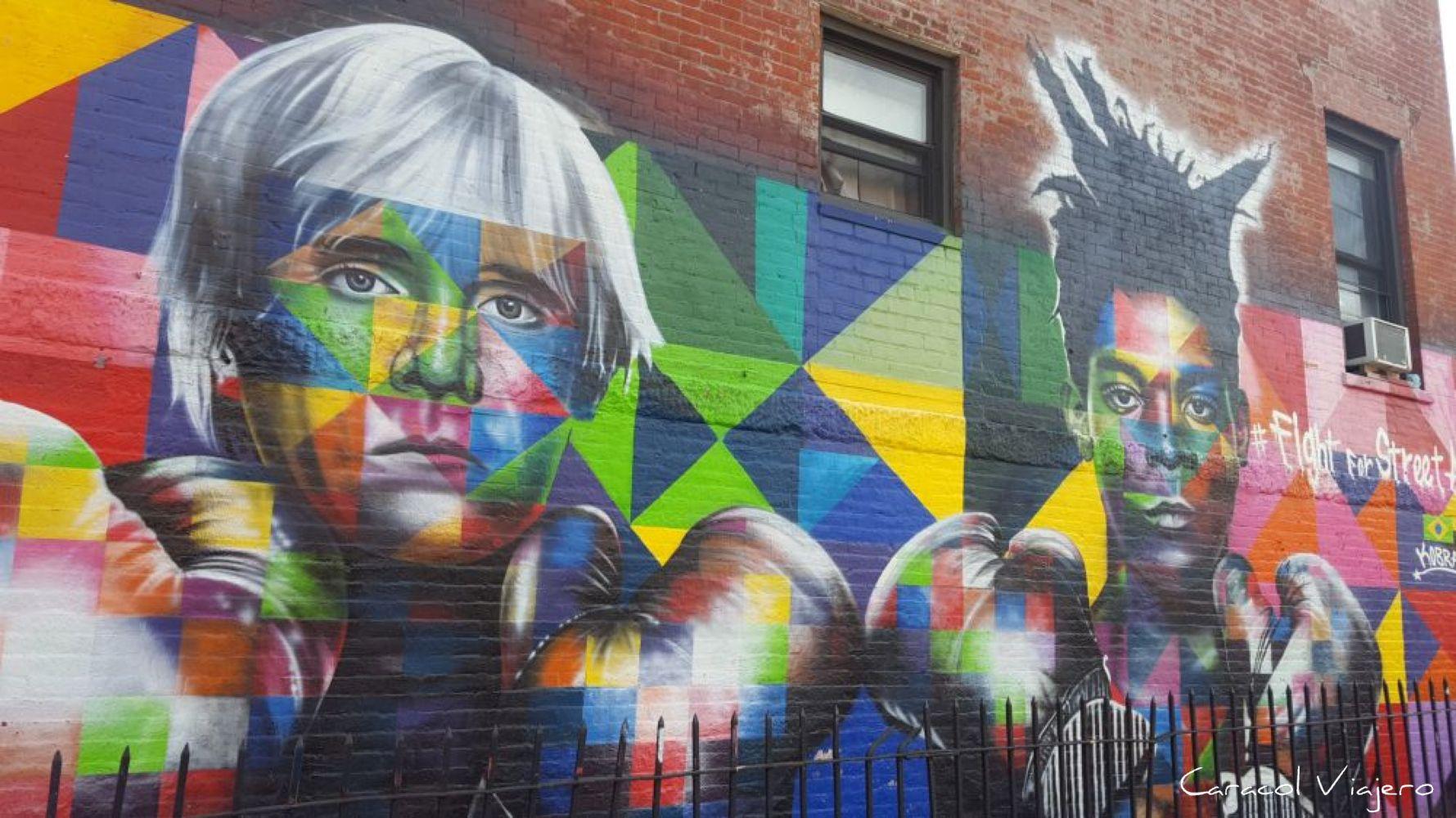 Murales en Brooklyn