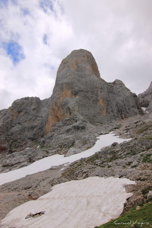 Asturias y el pico Urriellu