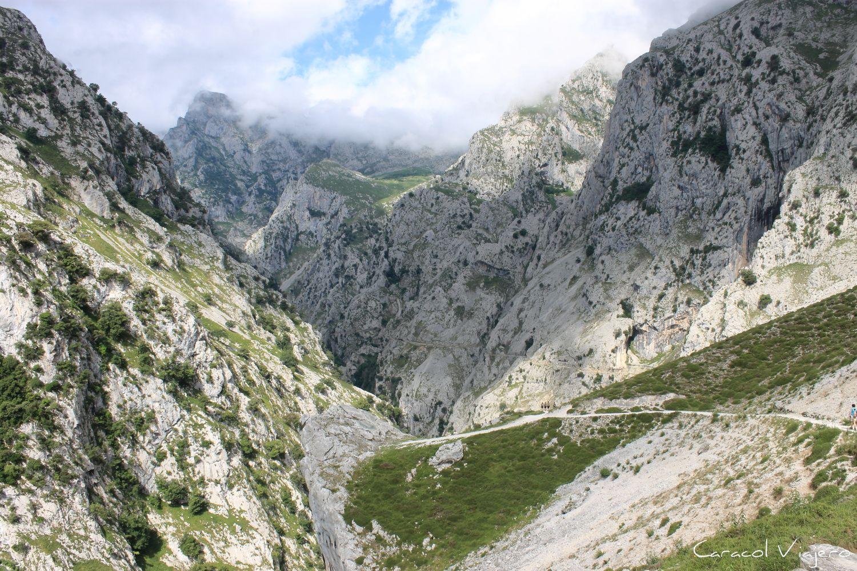 Ruta del Cares desde Poncebos