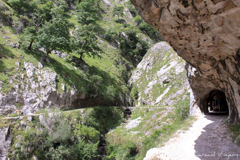 Asturias la Garganta Divina