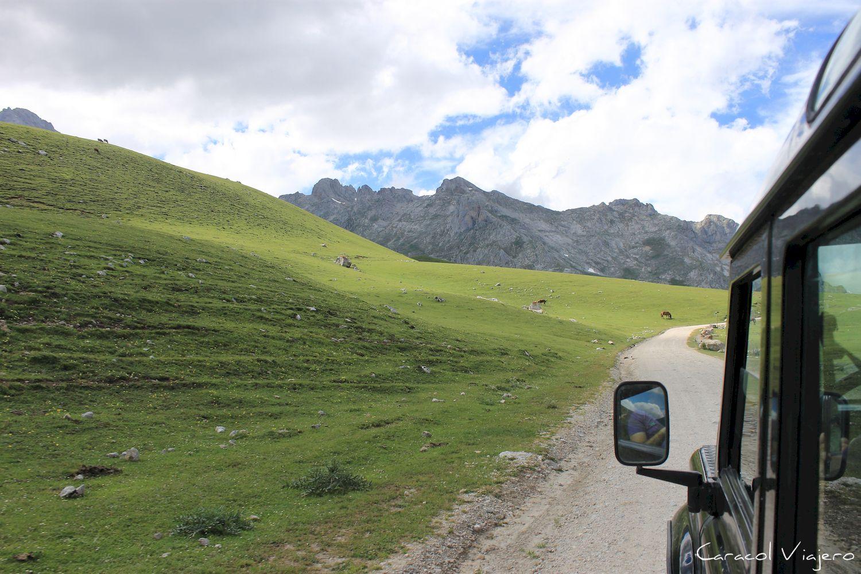 Rutas 4x4 Picos de Europa