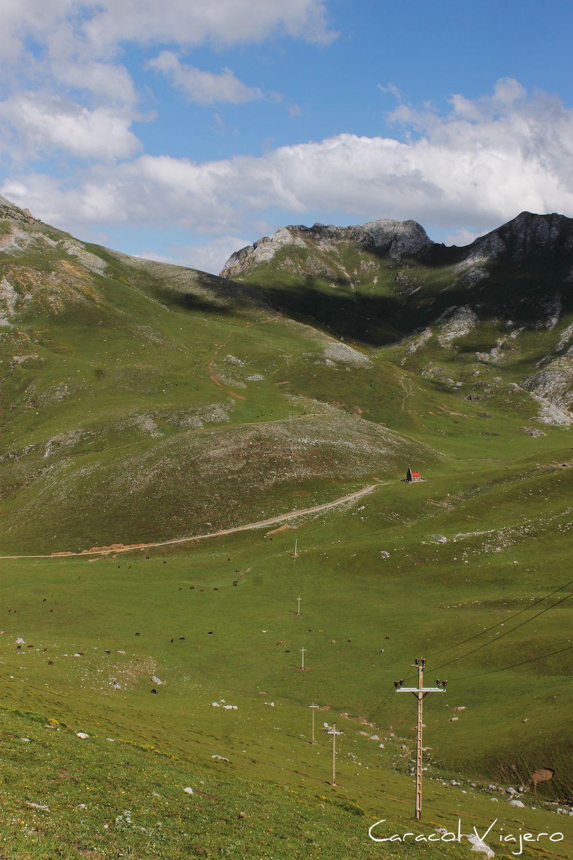 Picos de Europa ruta 4x4