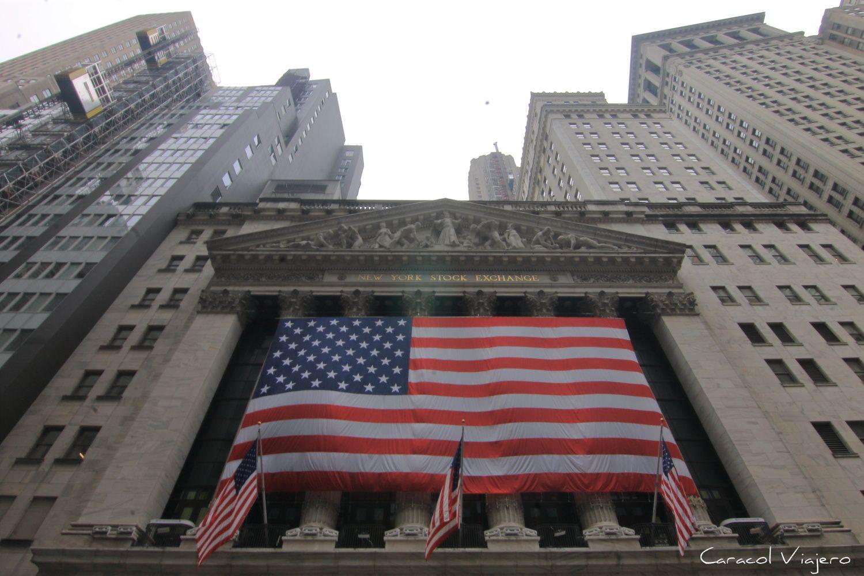 NYSE - Edificio de la bolsa