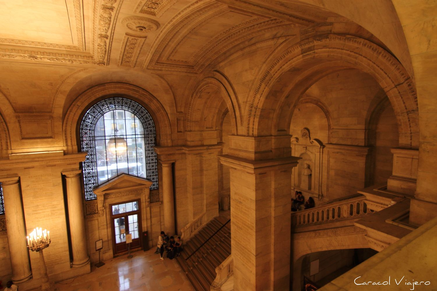 Public Library NYC