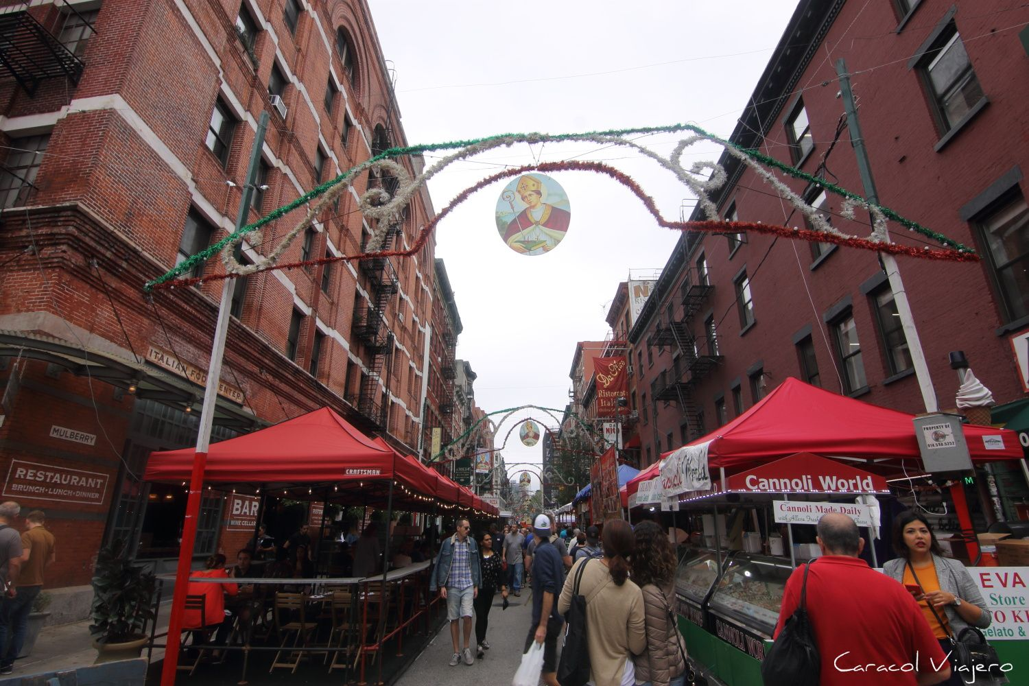 Little Italy en Nueva York