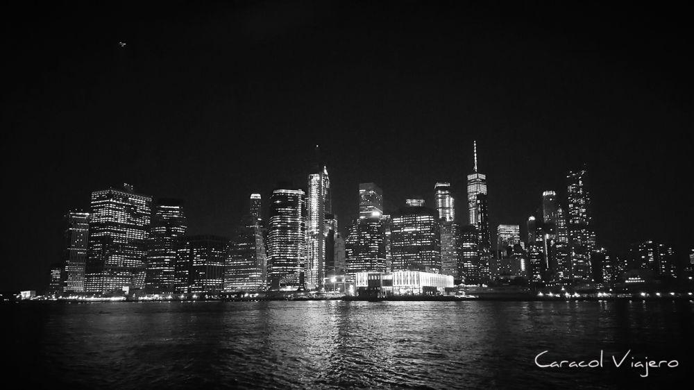 Nueva York visto desde Brooklyn