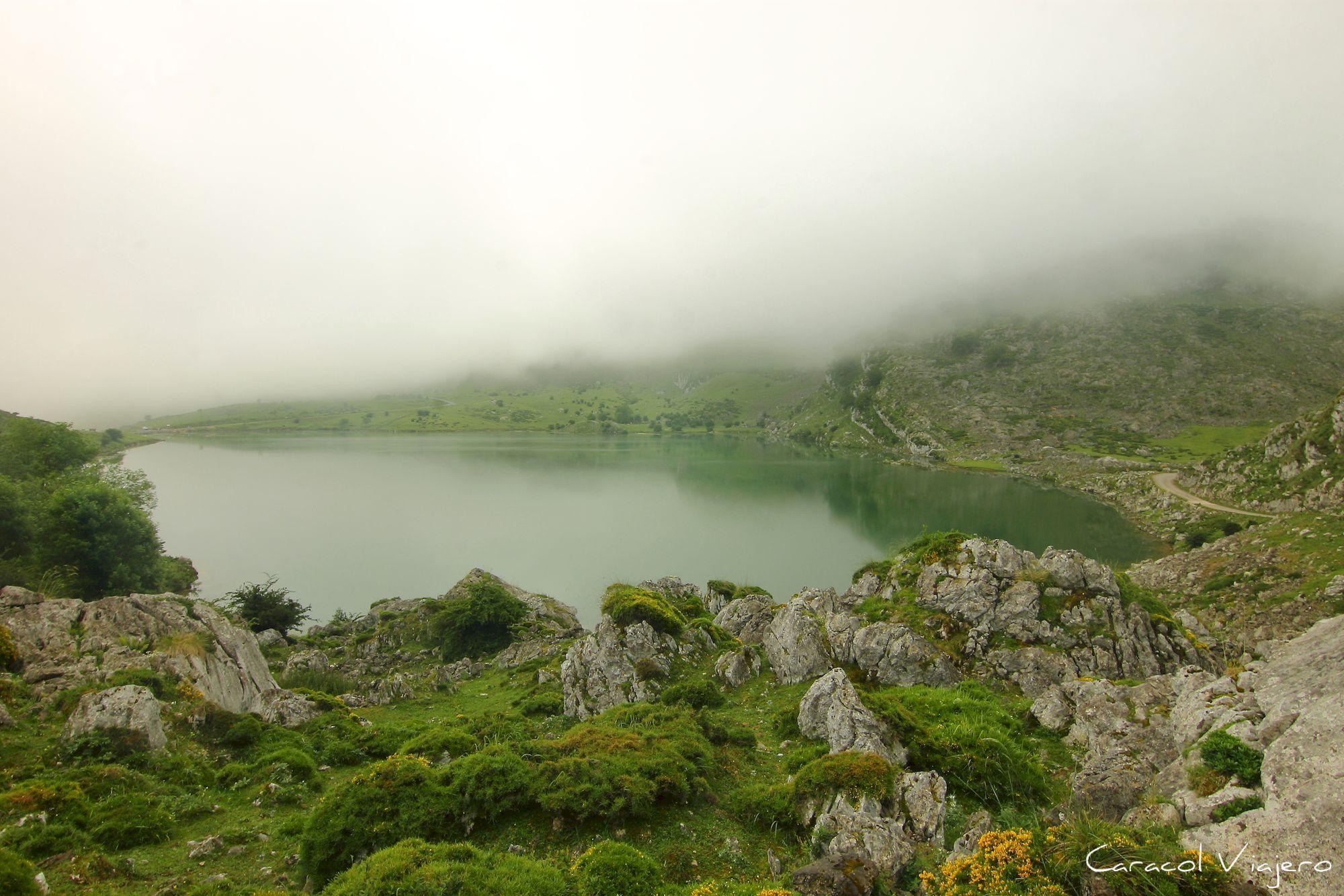 Cómo llegar a los lagos de Covadonga