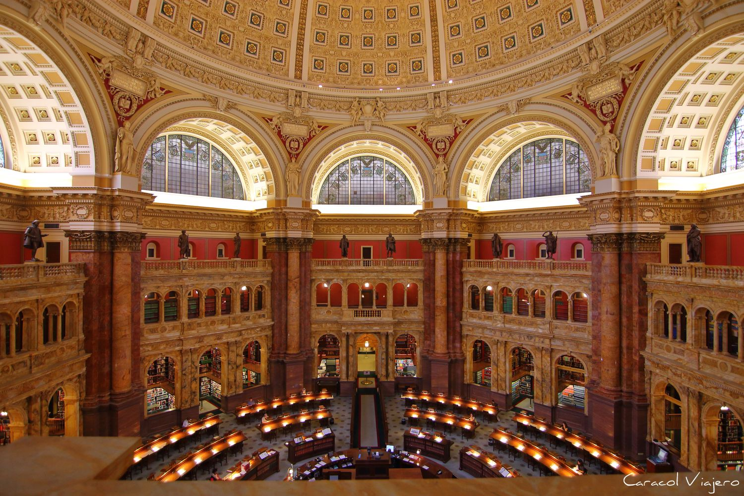 Biblioteca Washington D.C.