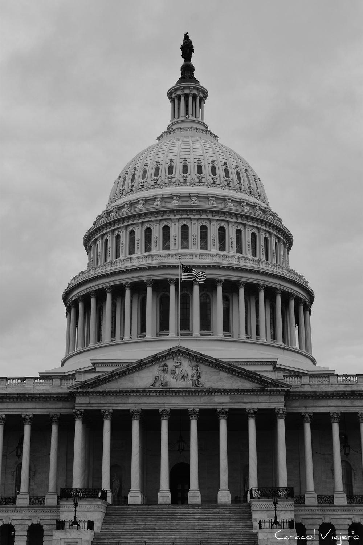 El capitolio de Washington D.C.