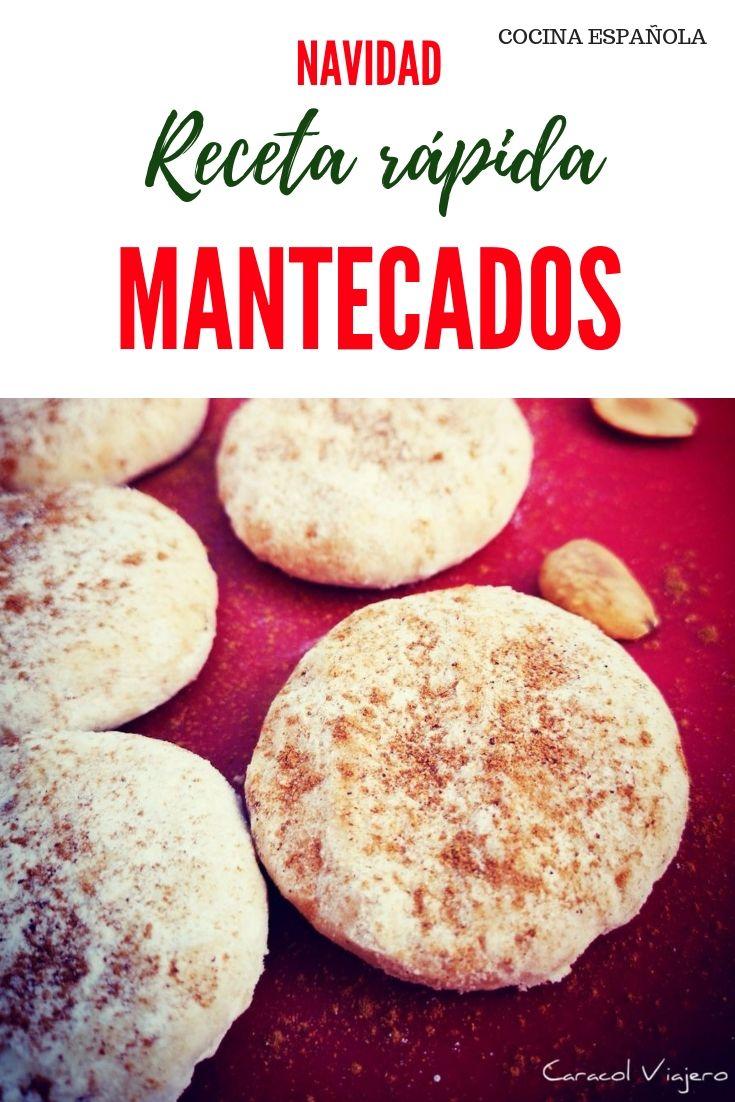 Recetas españolas de Navidad