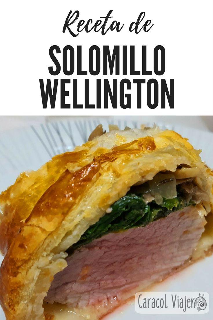 Solomillo Wellington - recetas navideñas