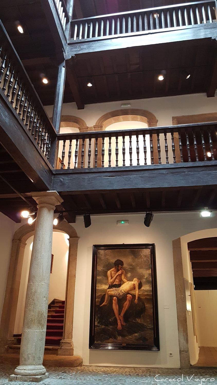 Interior Museo Arte Asturias