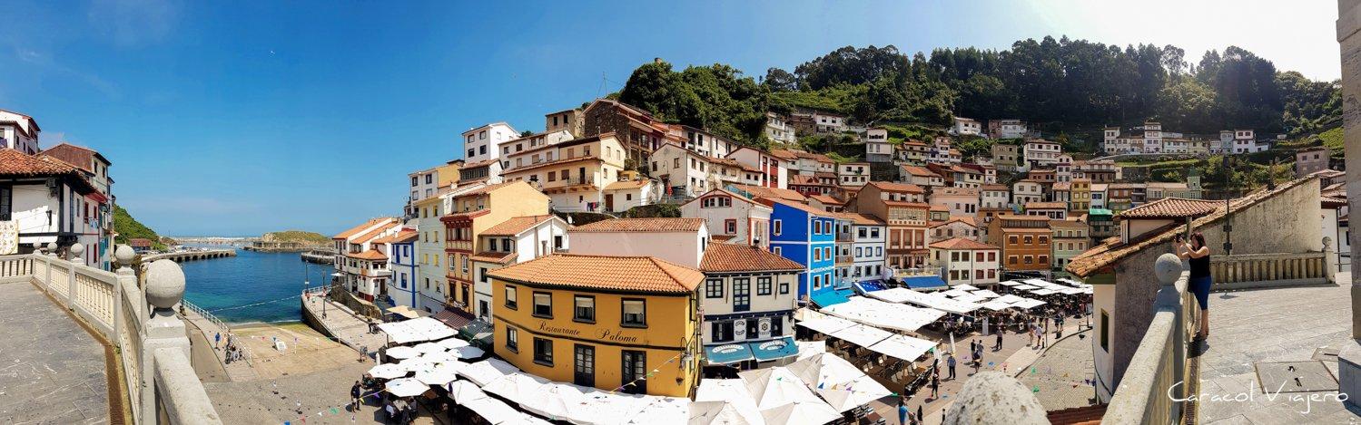 pueblos costeros de Asturias: Cudillero, Asturias