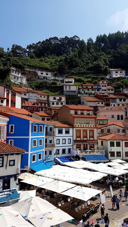 Pueblos costeros de Asturias Cudillero