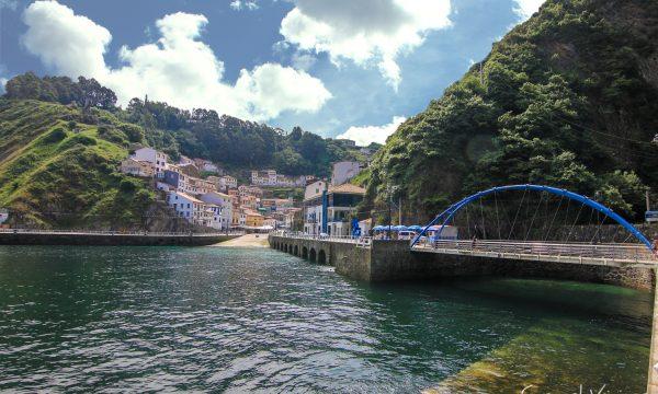 Pueblos costeros de Asturias cerca de Gijón