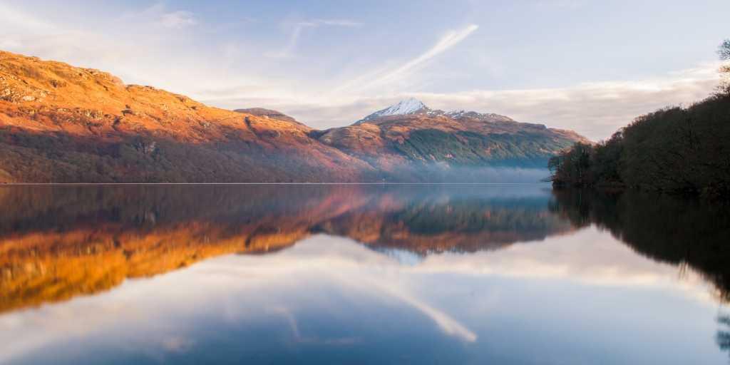 Lago Lomond cosas que ver en Escocia