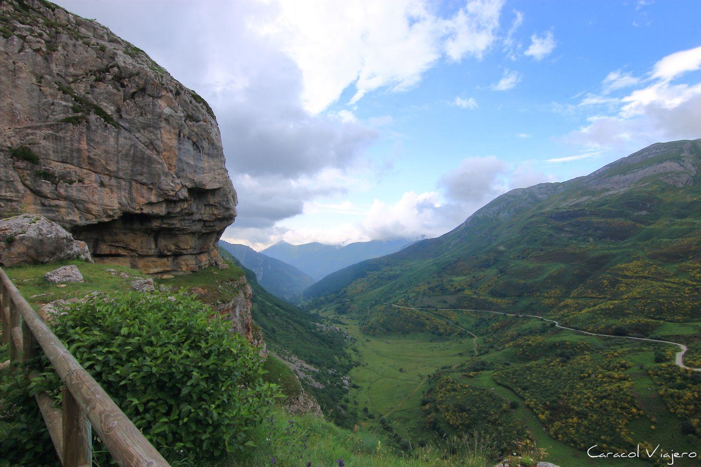 Mirador de la Cueva - Somiedo vistas - Parque natural de Somiedo