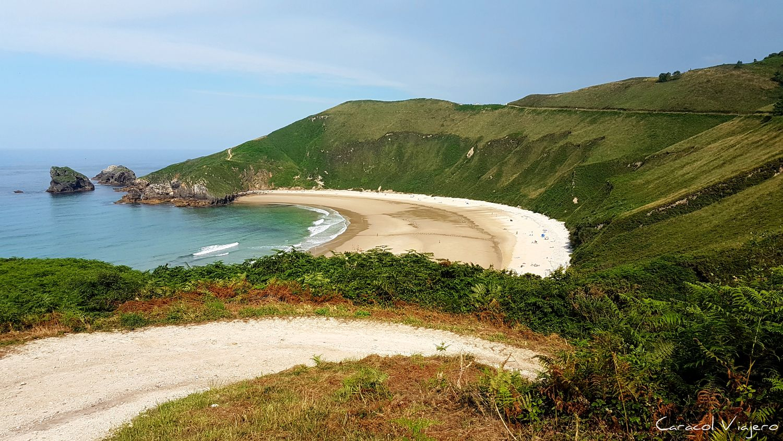 playas y pueblos costeros de Asturias