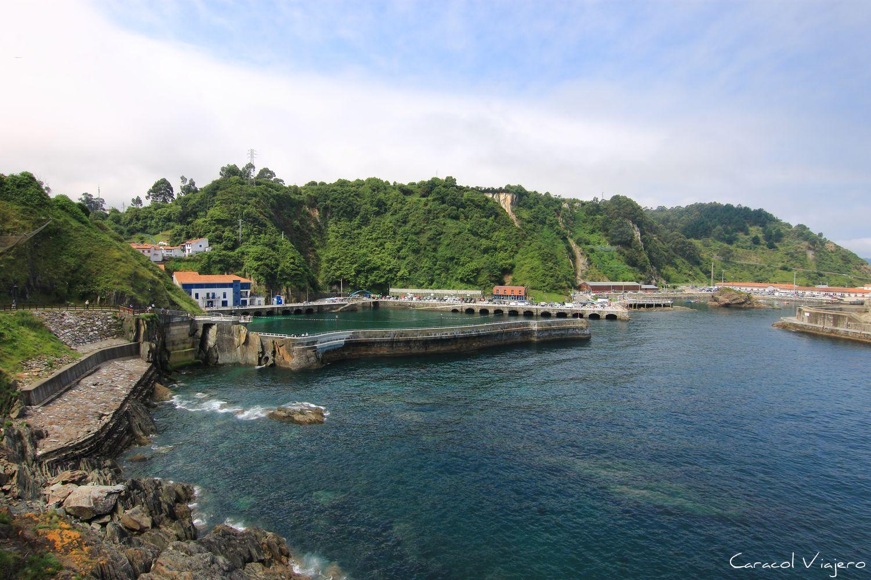 Faro de Cudillero vistas