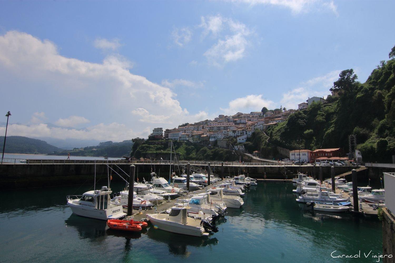 Lastres Pueblos costeros de Asturias