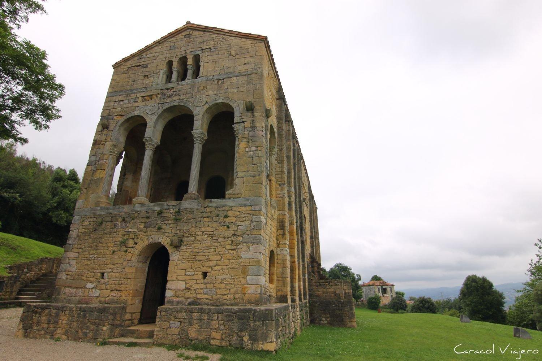 Oviedo iglesia prerrománica