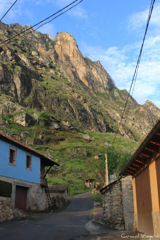 Somiedo pueblo Valle del Lago