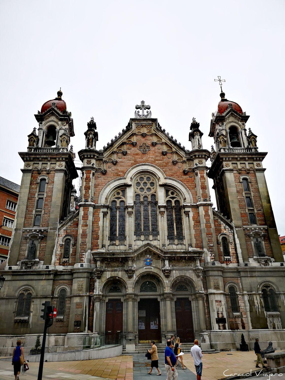 Basílica en Oviedo