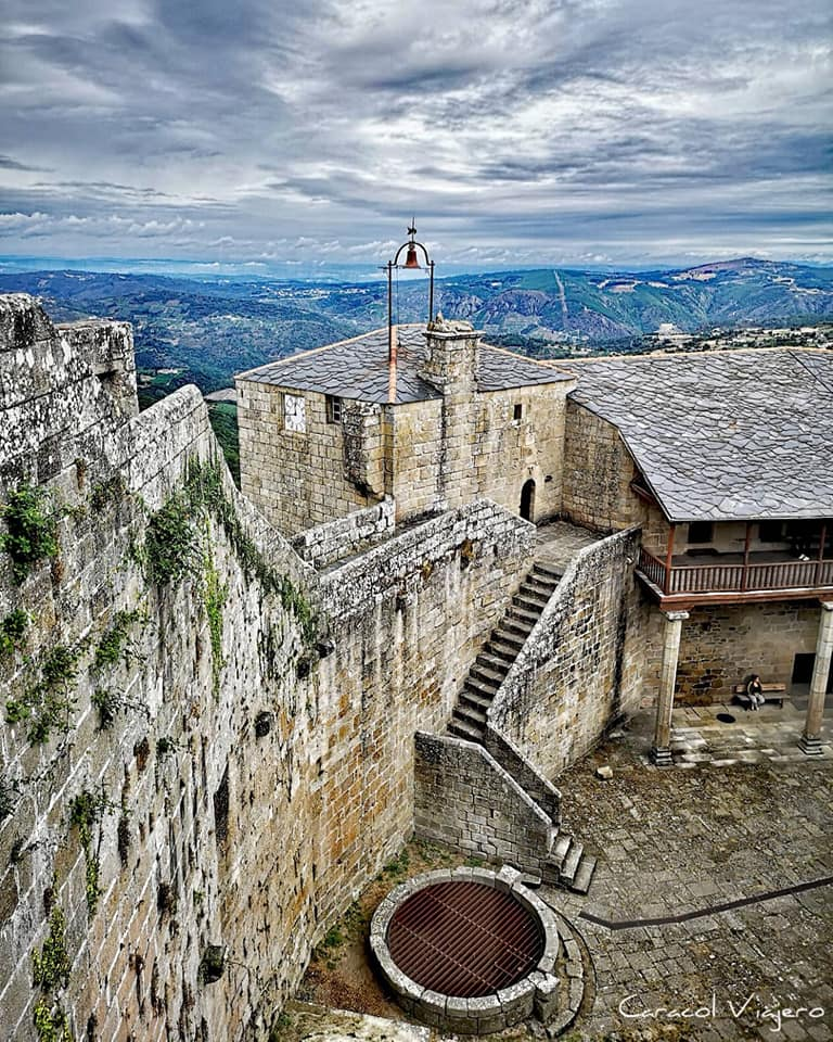 Qué ver en Galicia: Castro Caldelas en Orense