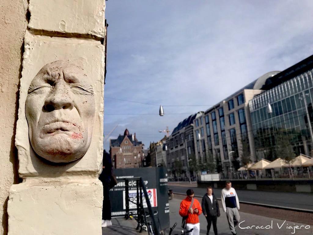 Ámsterdam arte urbano