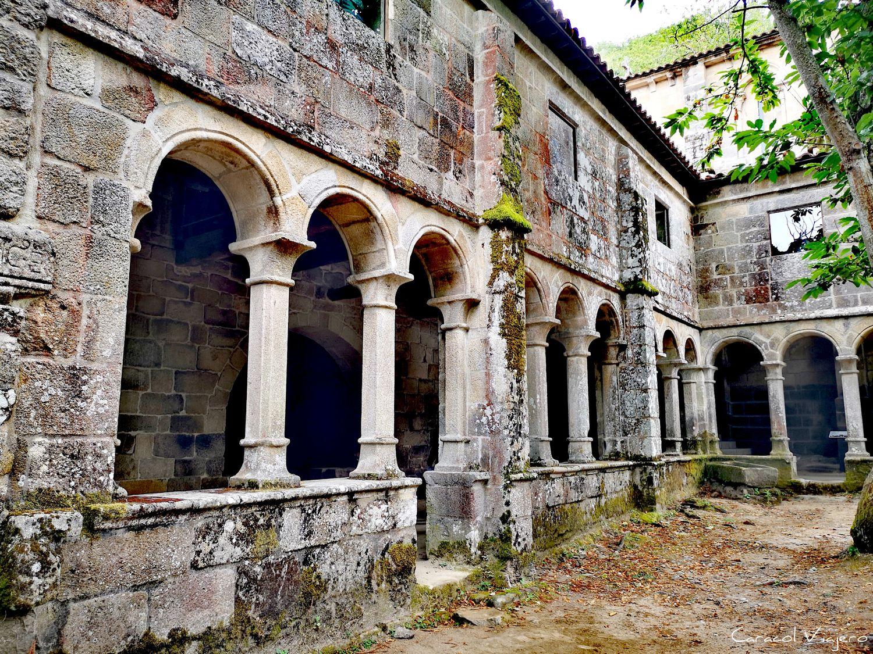 Monasterio en Ribeira Sacra